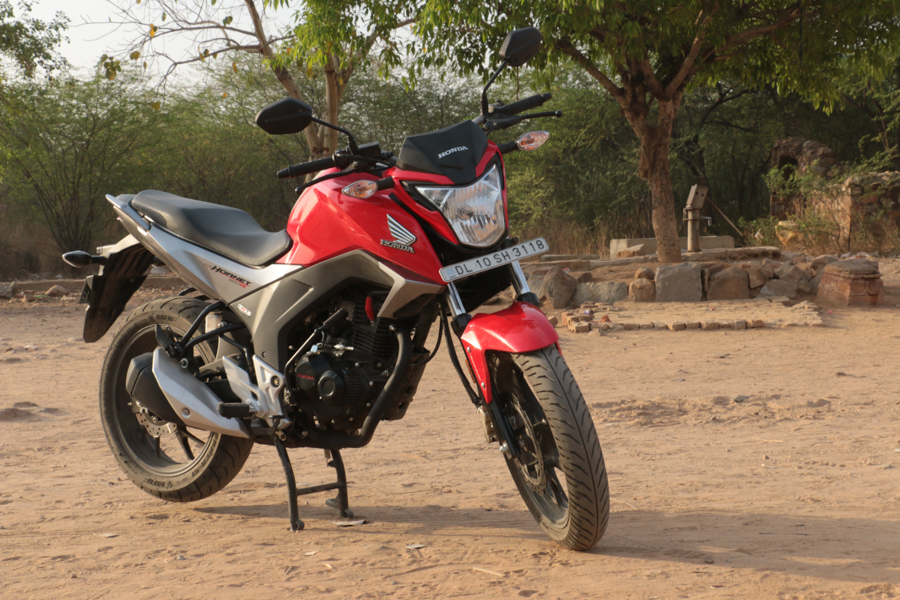 Honda CB Hornet 160R: Detailed Review