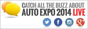Social Buzz - Auto Expo 2014