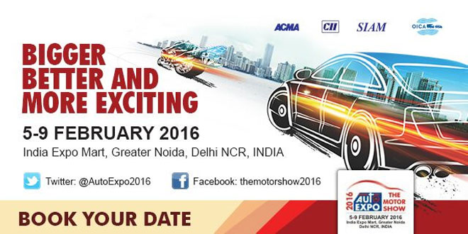 Auto Expo 2016 : Latest news
