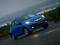 Honda Brio Competition Check