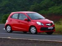 Honda Brio Road Test