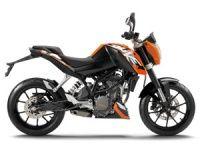 KTM 200 Duke Specifications