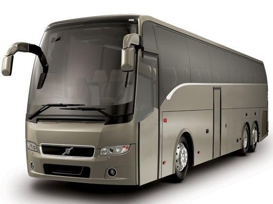 Volvo 9400PX luxury coach
