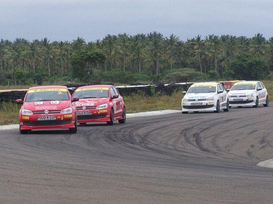 Volkswagen Polo Race