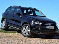 New VW Touareg