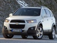 Chevrolet Captiva New