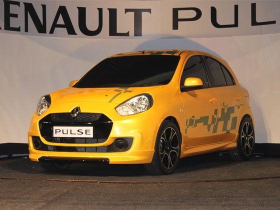Renault Pulse Sport