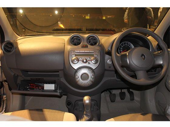 Renault Pulsar Interior