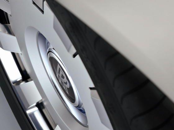 Rolls Royce Ghost Extended Wheelbase Rim