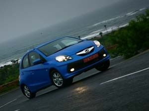 New Honda Brio Special Coverage