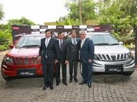 New Mahindra XUV 500 Launched