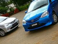 Toyota Etios / Liva Diesels Launched