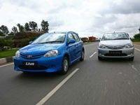 Toyota Etios and Liva diesels roadtest