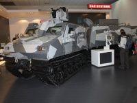 BAE systems BvS 10 MkII Combat Vehicle