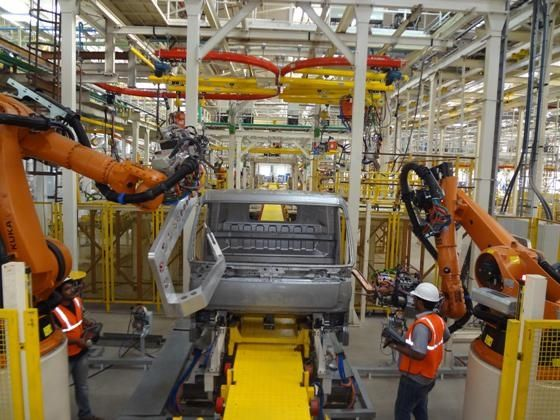 BharatBenz Chennai Manufacturing Plant