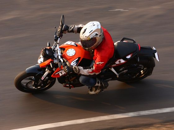 KTM 200 Duke : Road Test