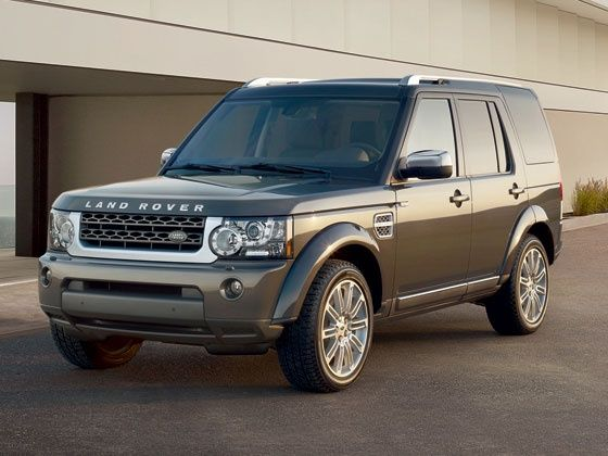 2012 Land Rover Discovery HSE Luxury Edition