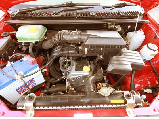 Premier Rio Engine