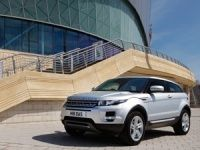Range Rover 2012 Design Award of the Year
