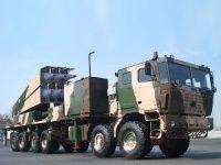 Tata Motors Prahaar 12x12 missile launcher