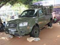 Tata motors Xenon Recce for 2012 Defexpo