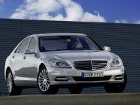 Mercedes-Benz S 250 CDI BlueEFFICIENCY declared the 2012 Wor