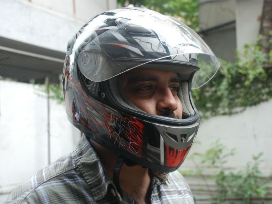 Fit and Comfort of a helmet