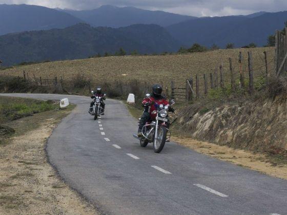 RE Tour of Bhutan 2012