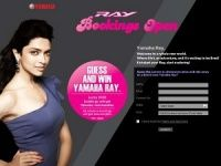 Yamaha Ray bookings open