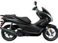 2013 Honda new scooter