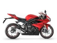 2013 Triumph Daytona 675 India launch