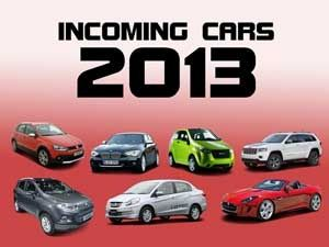 Cars of 2013