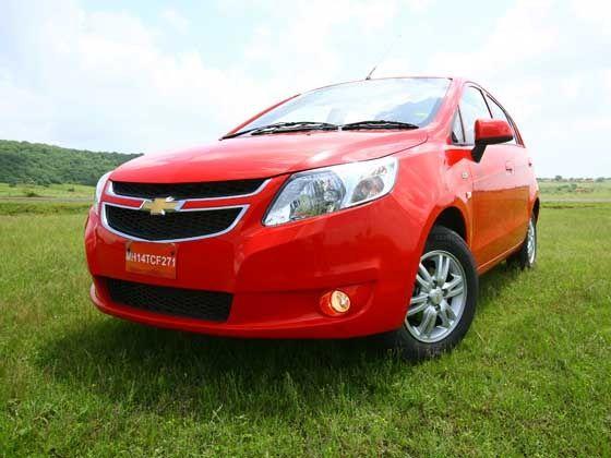 Chevrolet Sail UVA