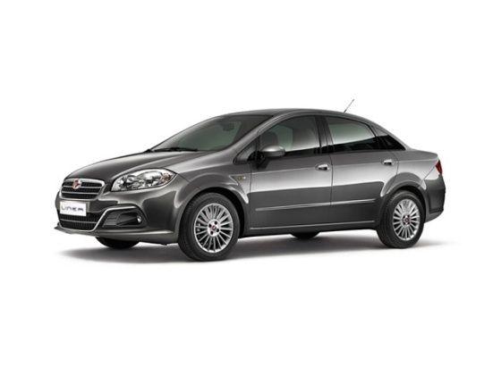 Face-lifted Fiat Linea