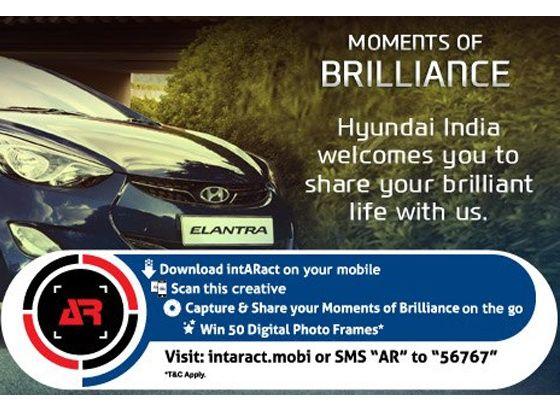 Hyundai Moments of Brilliance campaign