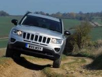 Jeep Compass slated for late 2013 launch