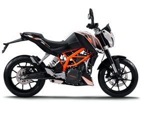 Affordable Performance Motorcycles of 2012 (200-400cc)