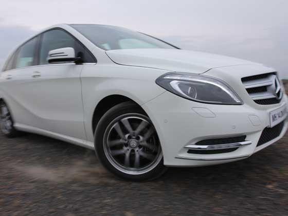Mercedes-Benz B-Class road test