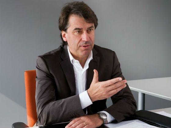 Stefan Pierer, CEO KTM