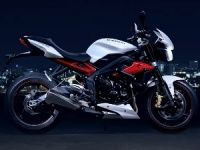 2013 Triumph Street Triple India launch