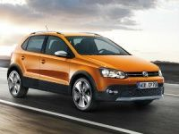 Volkswagen Cross Polo 2013