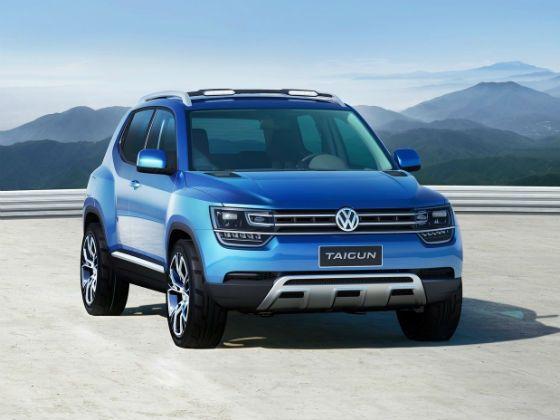 Volkswagen Taigun 2013
