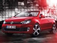 New Volkswagen Golf GTI Cabriolet