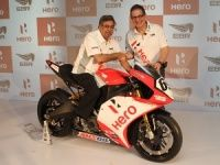 Hero MotoCorp partners with Erick Buell Racing