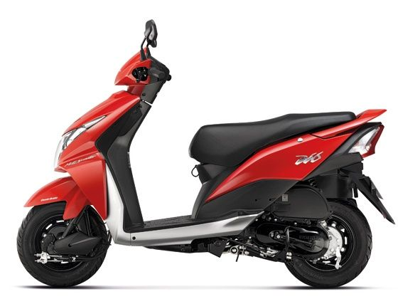 New Honda Dio Launched