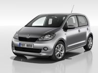 Skoda Citigo to make exhibition debut at 2012 Geneva Motor S