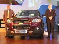 Chevrolet Highlights at the 2012 Delhi Auto Expo