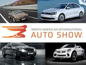 2012 Detroit Motor Show : Special Coverage