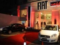 FIAT launches its first Caffe in New Delhi