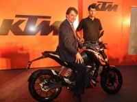 KTM 200 Duke Launched